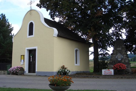 Ortskapelle in Eggendorf